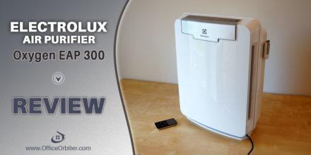 Electrolux Air Purifier Oxygen EAP 300 Review