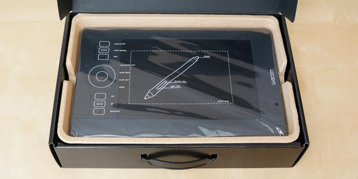 Wacom tablet unopened