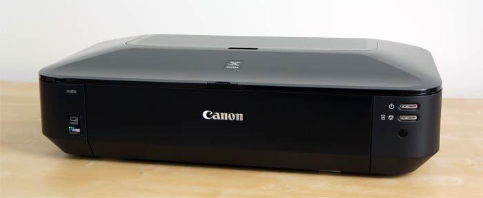 The Canon Pixma iX6820 inkjet