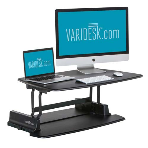 adjustable desktop