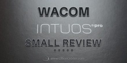 Detailed Wacom Intuos Pro Small Tablet Review PTH-451